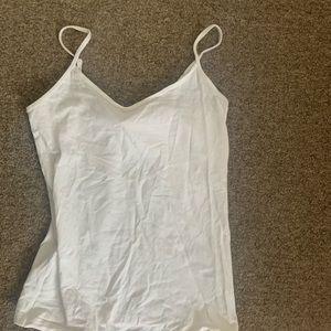 Forever 21 white cami -never worn